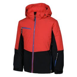 Karbon Boy's Bearing Insulated Ski Jacket
