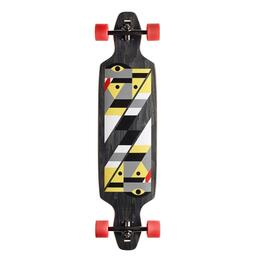 Goldcoast The Serpentagram Complete Longboard