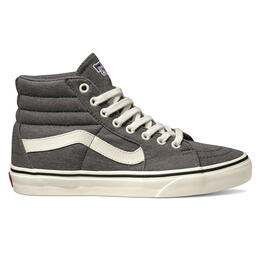 Vans Women's Sk8-Hi Grey Shoes