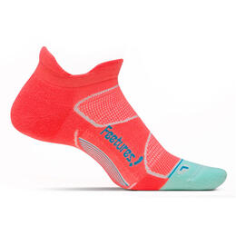 Feetures Women's Elite Max Cushion No Show Tab Running Socks
