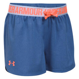Under Armour Girl's Play Up Shorts