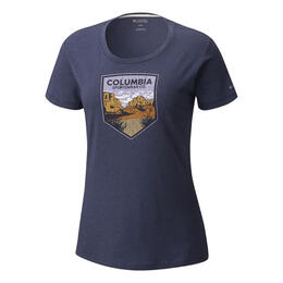 Columbia Women's Badge T Shirt
