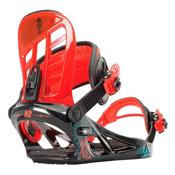 K2 Snowboarding Youth Vandal Snowboard Bindings '16