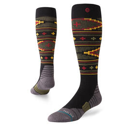 Stance Men's Burnside Snowboard Socks Black
