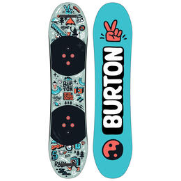 Burton Kids' After School Special All-Mountain Snowboard '20