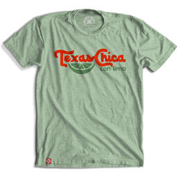 Tumbleweed TexStyles Women's Texas Chica Con Lima T Shirt