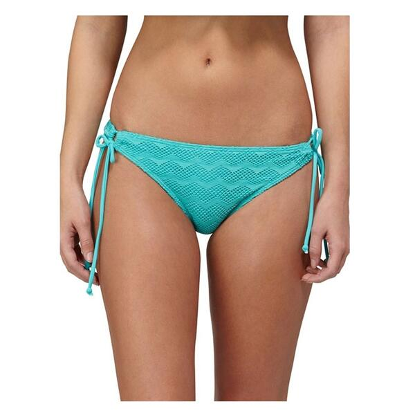 Roxy Jr. Girl's Making Waves 70s Lowrider Tie Side Bikini Bottom