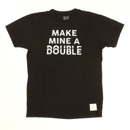 Original Retro Brand Men's Make Mine A Double Short Sleeve T Shirt