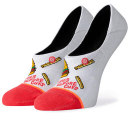 Stance Women's Fries B4 Guys No Show Socks