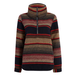 Woolrich Women's Horizon View Half Zip Sweater