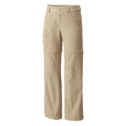 Columbia Boy's Silverridge Ii Convertible Pants 18