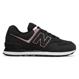 New Balance Women's 574 Polished Nubuck Running Shoes
