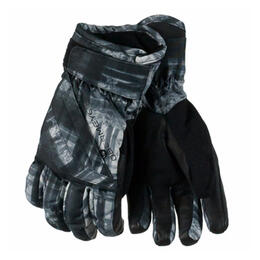 Obermeyer Boy's Cornice Insulated Ski Gloves