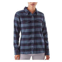 Patagonia Women's Fjord Long Sleeve Flannel Shirt