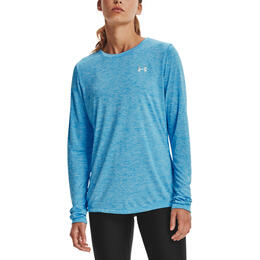 Under Armour Women's UA Tech™ Twist Crew Long Sleeve Shirt