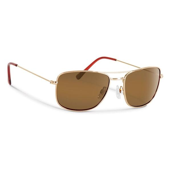 Forecast Carlton Metal Sunglasses