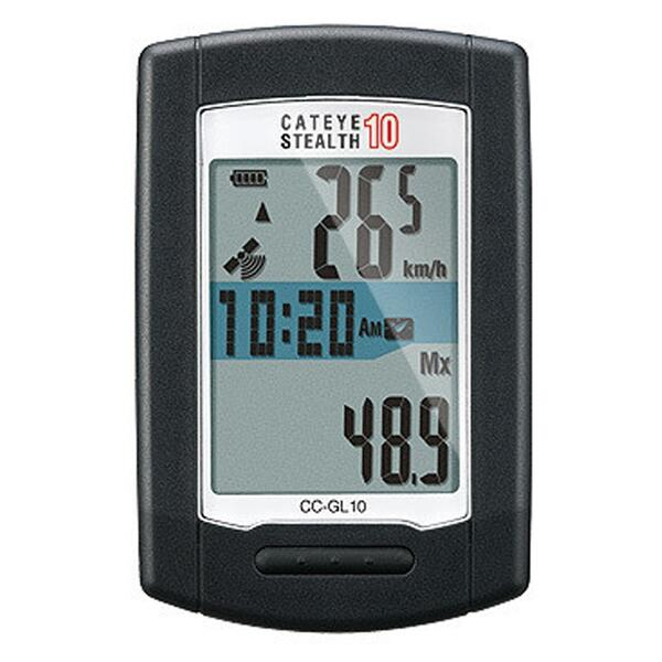 Cateye GPS Stealth 10 Cycling Computer