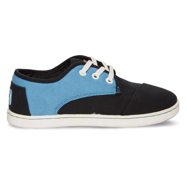 Toms Boy's Paseo Canvas Casual Shoes