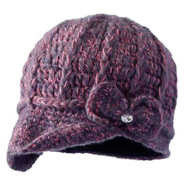 Screamer Women's Charm Billed Beanie