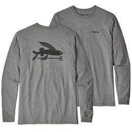 Patagonia Men's Flying Fish Responsibili-Tee Long Sleeve Shirt