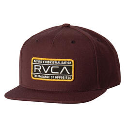 Rvca Men's Indus Five Panel Hat
