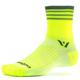 Swiftwick ASPIRE Four Stripe Sport Socks