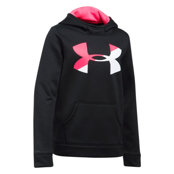 Under Armour Girl's Armour Fleece Big Logo