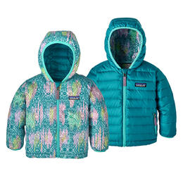 Patagonia Baby Reversible Down Sweater Hoody