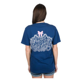 Lauren James Women's LJ Etiquette T Shirt