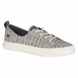 Sperry Women's Crest Vibe Painterly Stripe Casual Shoes