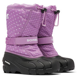 Sorel Kids' Flurry™ Print Winter Boots (Little Kids')