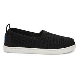 Toms Kid's Mesh Knit Alpargata Shoes