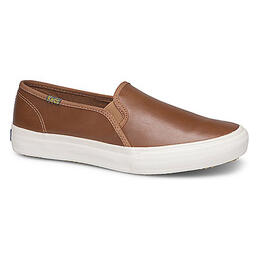 Keds Women's Double Decker Leather Casual Shoes