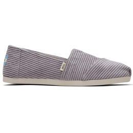 Toms Women's Micro Cord Classics Casual Shoes