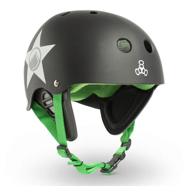 Alt=Liquid Force Fooshee Comp Wakeboard Helmet