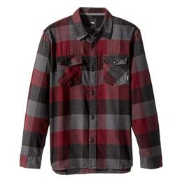 Vans Boy's Box Long Sleeve Flannel Shirt