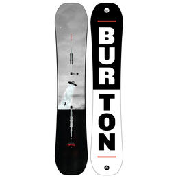 Burton Men's Process Flying V All-Mountain Wide Snowboard '20