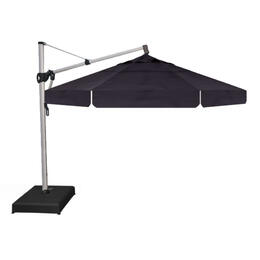Treasure Garden 11' AKZ Cantilever Umbrella - Navy