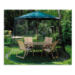 LB International 9ft Round Umbrella Mosquito Net