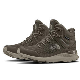 The North Face Women's Vals Mid Waterproof Hiking Shoes