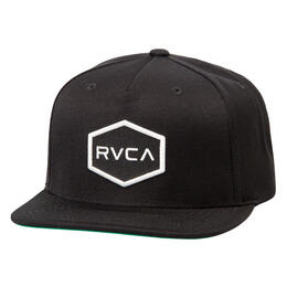 Rvca Men's Commonwealth Snapback II Hat