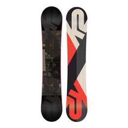 K2 Men's Standard Wide All Mountain Snowboard '17