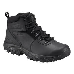 Columbia Men's Newton Ridge Plus II Waterproof Boots Black