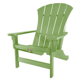 Pawleys Island Durawood Sunrise Adirondack Chair - Lime