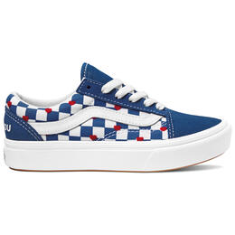 Vans Kids' Autism Awareness ComfyCush Old Skool Shoes