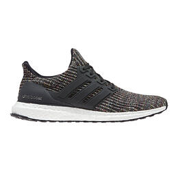 Adidas Men's Ultra Boost Running Shoes Black/Carbon/Ash Silver