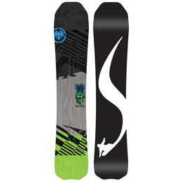 Never Summer Women's Insta/Gator Light All-Mountain Snowboard '19