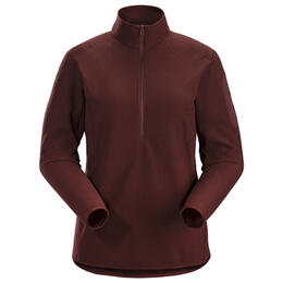 Arc`teryx Women's Delta LT Zip Neck Jacket
