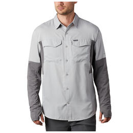 Columbia Men's Silver Ridge Lite Hybrid Long Sleeve Shirt