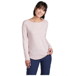 Kuhl Women's Intent Krossback Long Sleeve Top